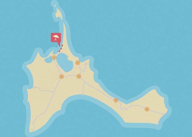 Cómo llegar a Es Cavall d'en Borras en Formentera
