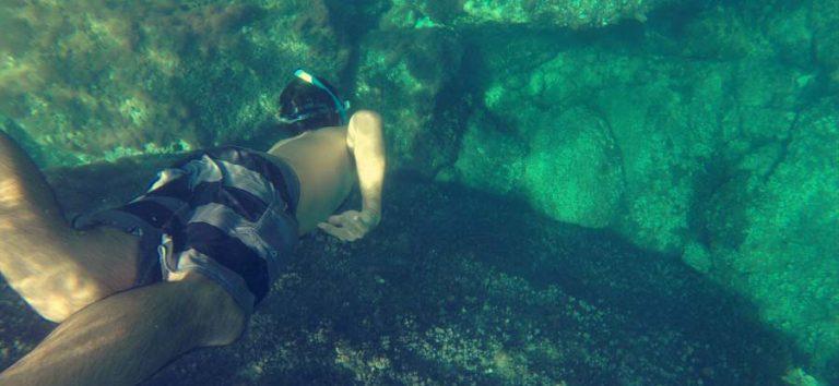 Snorkelling en Formentera