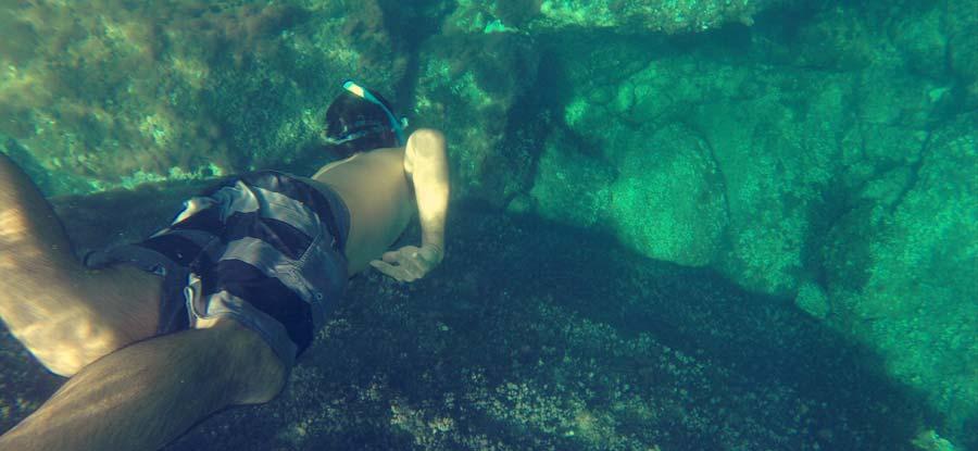 Snorkeling en Formentera