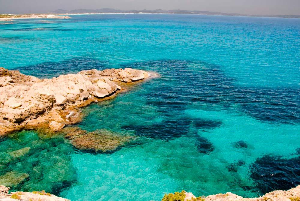 Punta Prima en Formentera