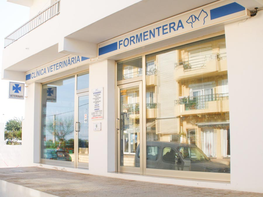 Clínica Veterinaria Formentera
