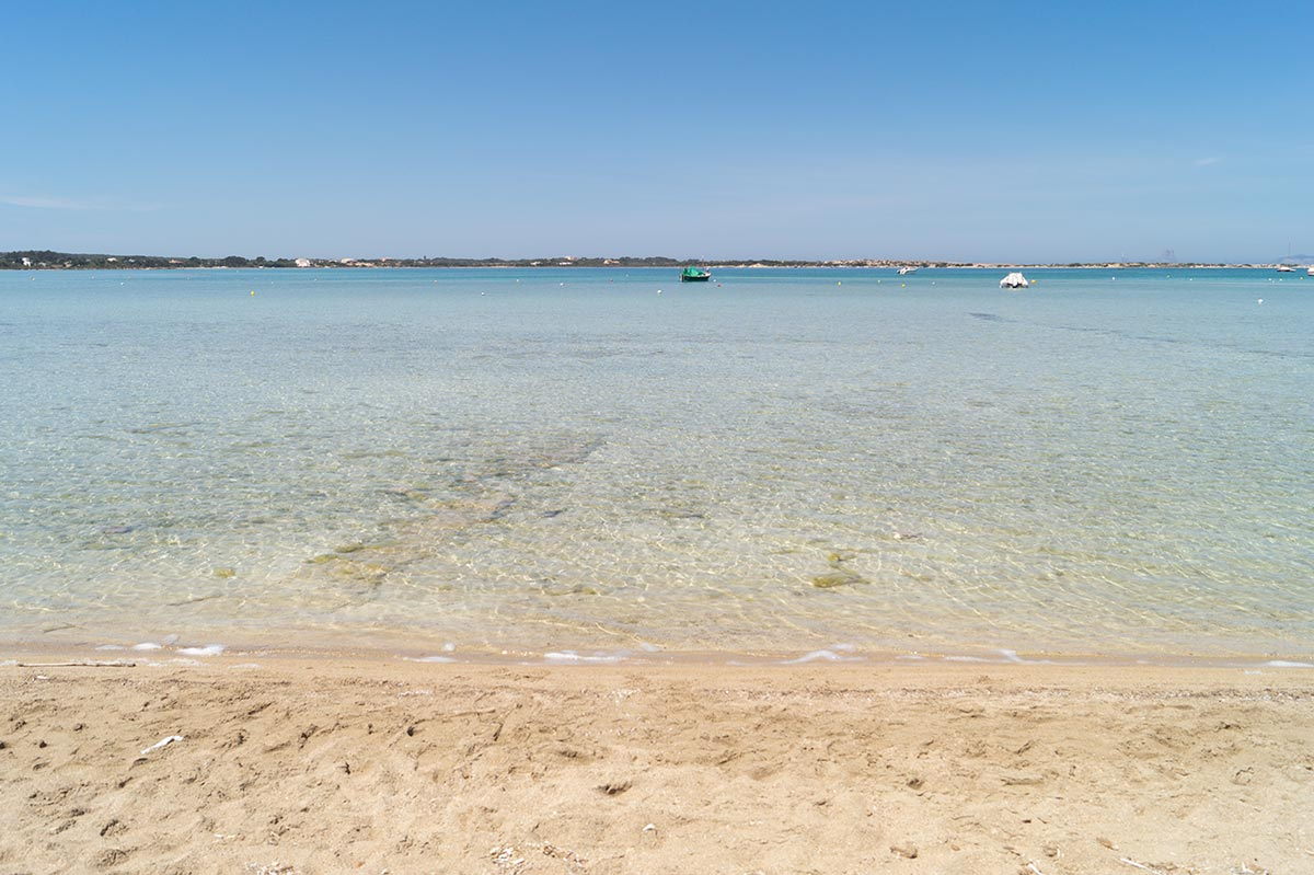 Playa Estany des Peix