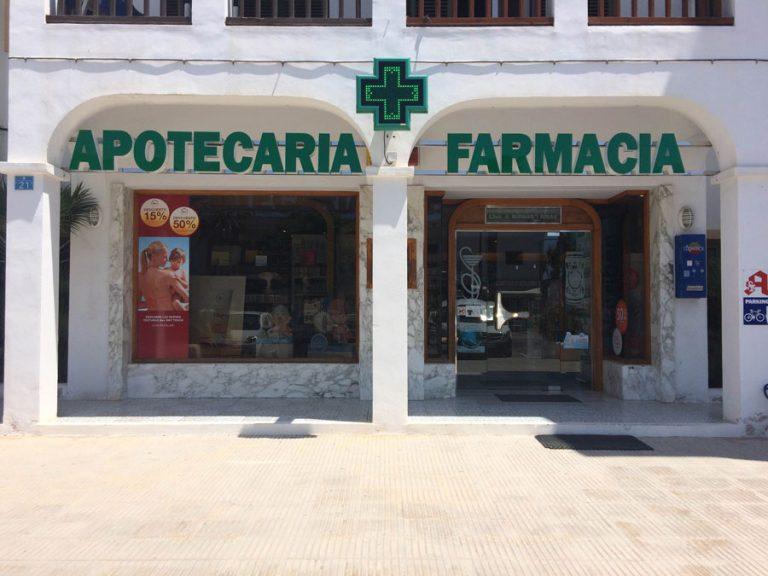 Farmacia José Mayans Formentera