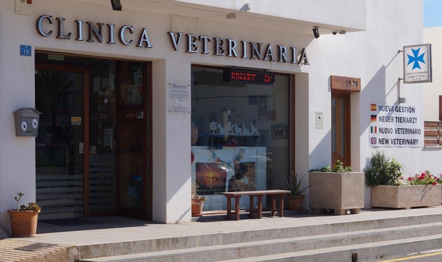 Clínica Veterinaria La Savina