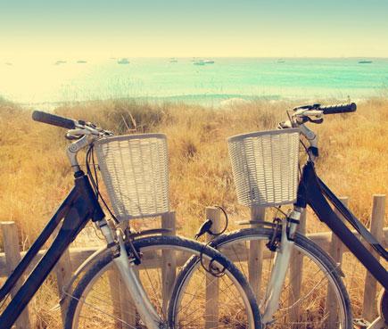 Alquiler de bicicleta en Formentera