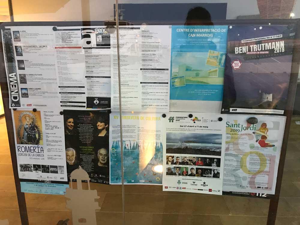 Oficina de Información turística La Savina