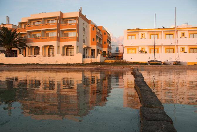 S'estany des Peix, La Savina, Formentera