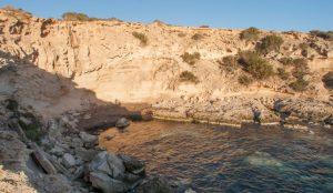 Playa de Es Ram en Formentera