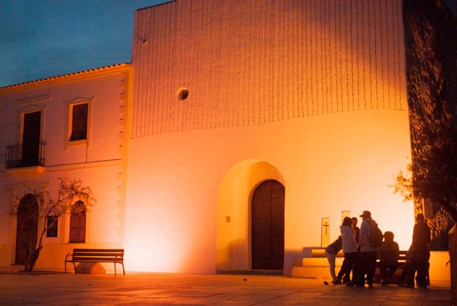Iglesia San Francisco Javier, Formentera