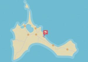 Cómo llegar a Cala en Baster en Formentera