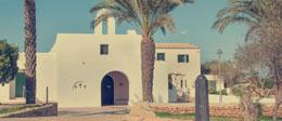 Capilla de Nuestra Señora del Pilar, La Mola, Formentera
