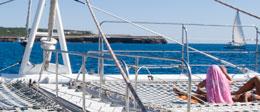 Excursión en Catamarán por Formentera