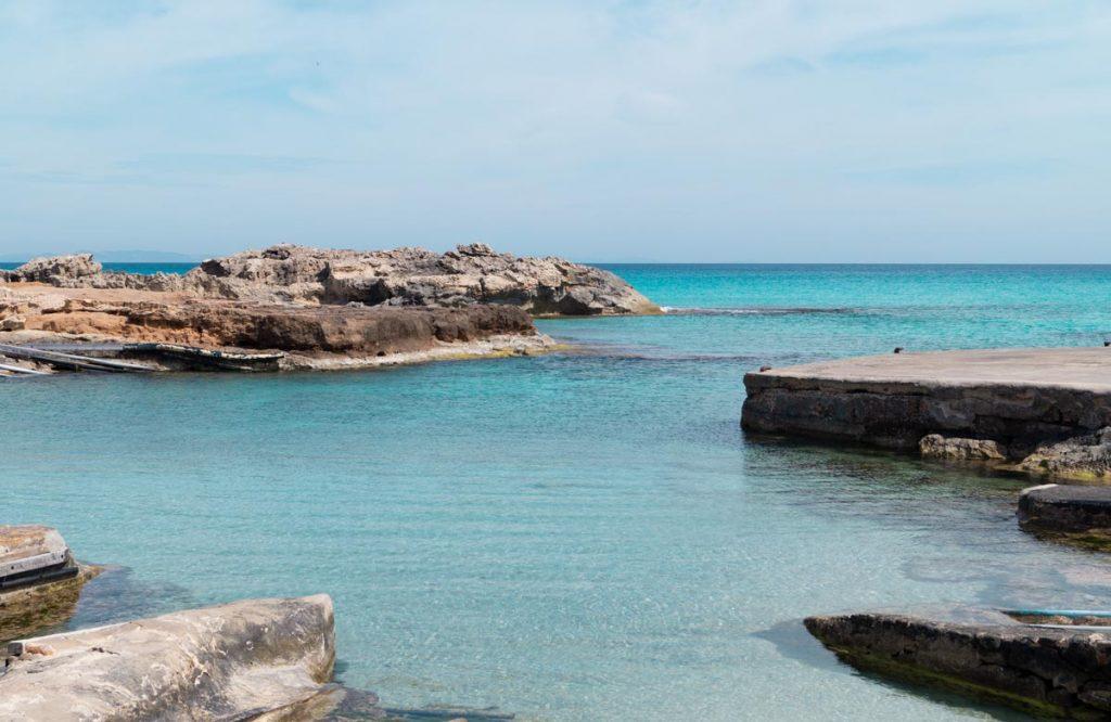 Es Caló de Sant Agustí e Ses Platgetes - Formentera Mi