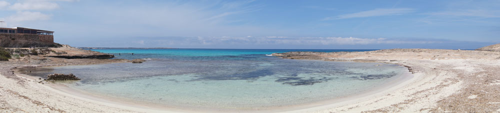 Es Moli Marroig Beach