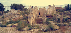 Yacimiento megalítico de Ca Na Costa