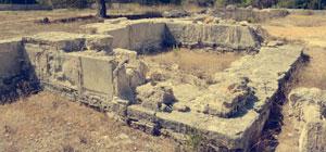 Castellum Romano de Can Blai en Formentera