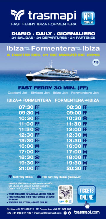 Timetable Trasmapi