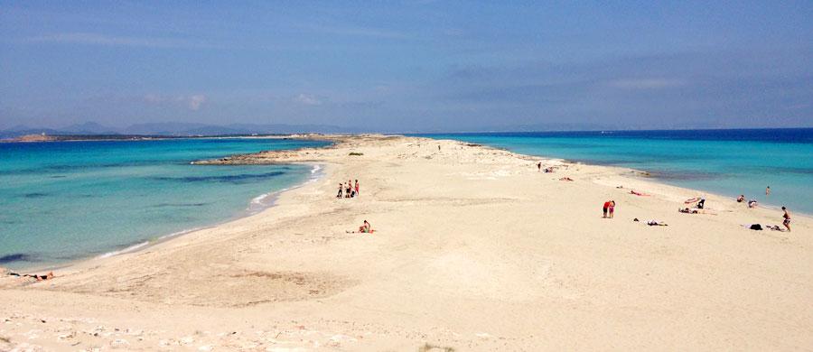 Es Pas des Trucadors, Formentera