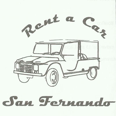 Rent a car San Fernando, Formentera