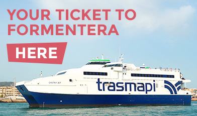 Buy your ferry tickets to Formentera here