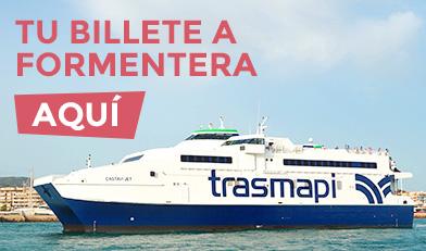 Compra tu billete de Ferry a Formentera aquí