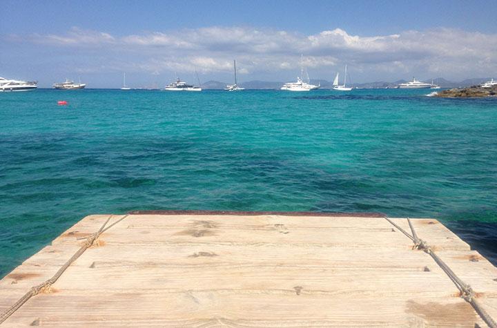 Es Moli Marroig, Illetes, Formentera