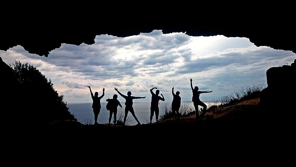 Cova estrips o exacavadora Formentera