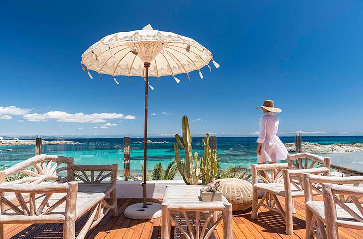 Hotel Tahití vistas al mar