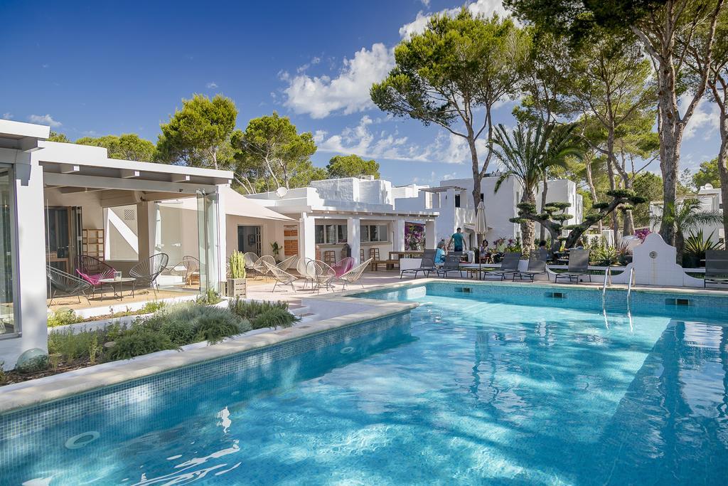 Hotel Cashbah en Formentera