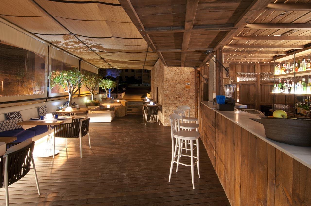 Apartamentos Castaví Formentera - Bar