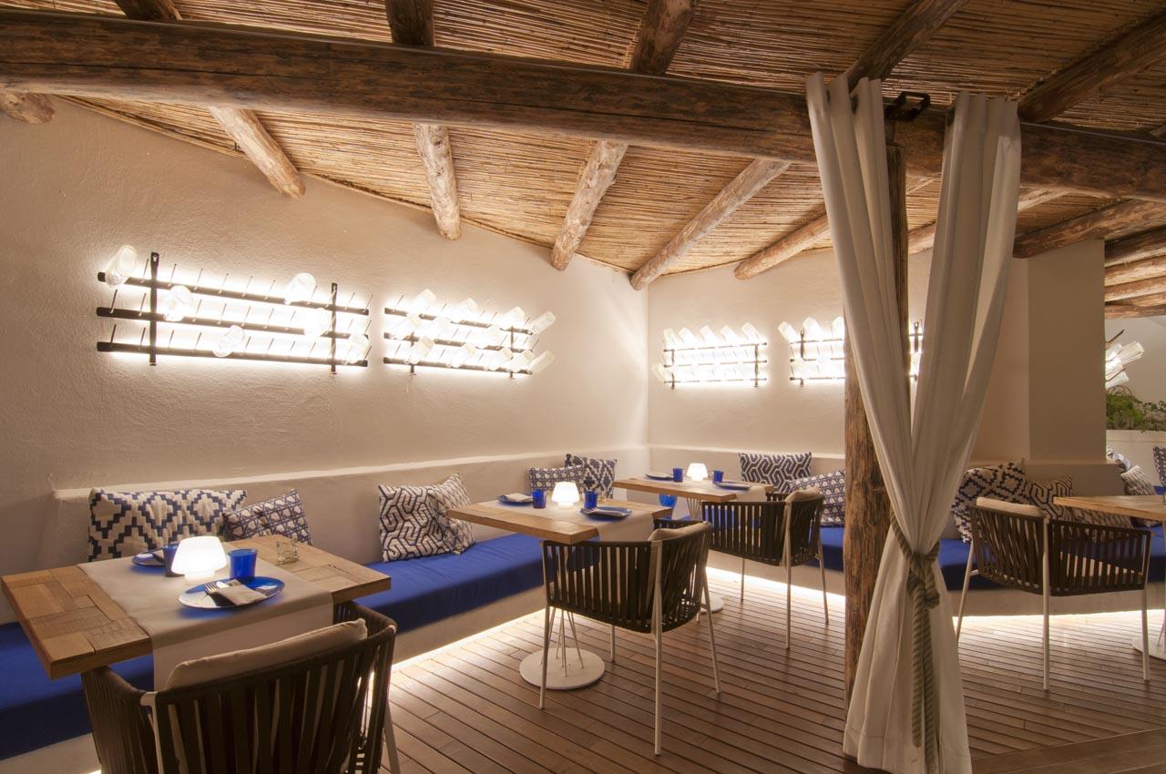 Apartamentos Castaví Formentera - Comedor noche
