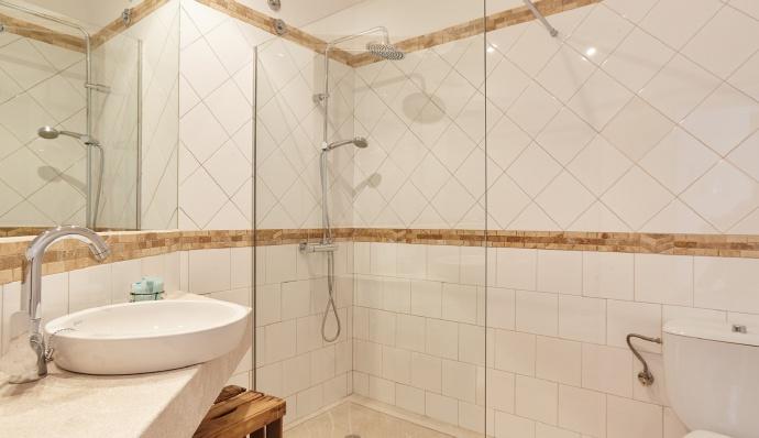 Apartamentos Castaví Formentera - Estudio económico baño