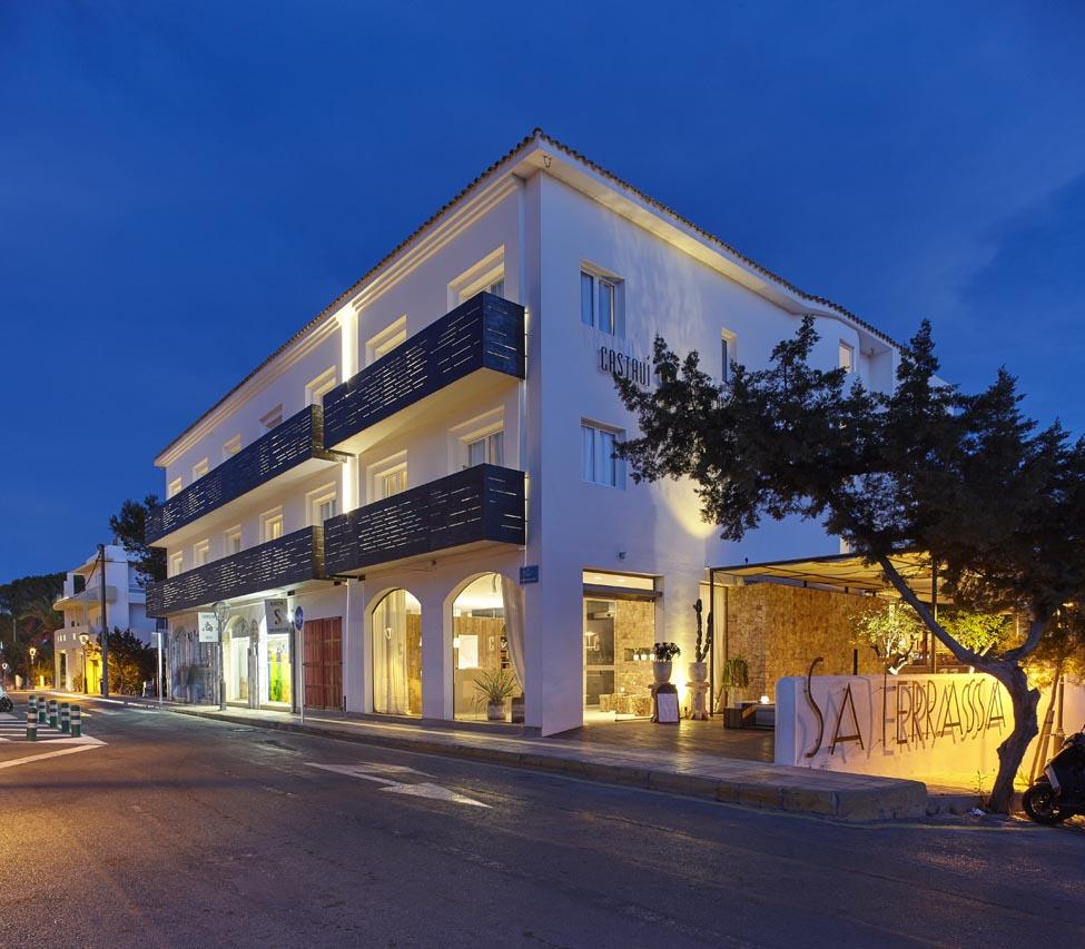 Apartamentos Castaví Formentera - Fachada
