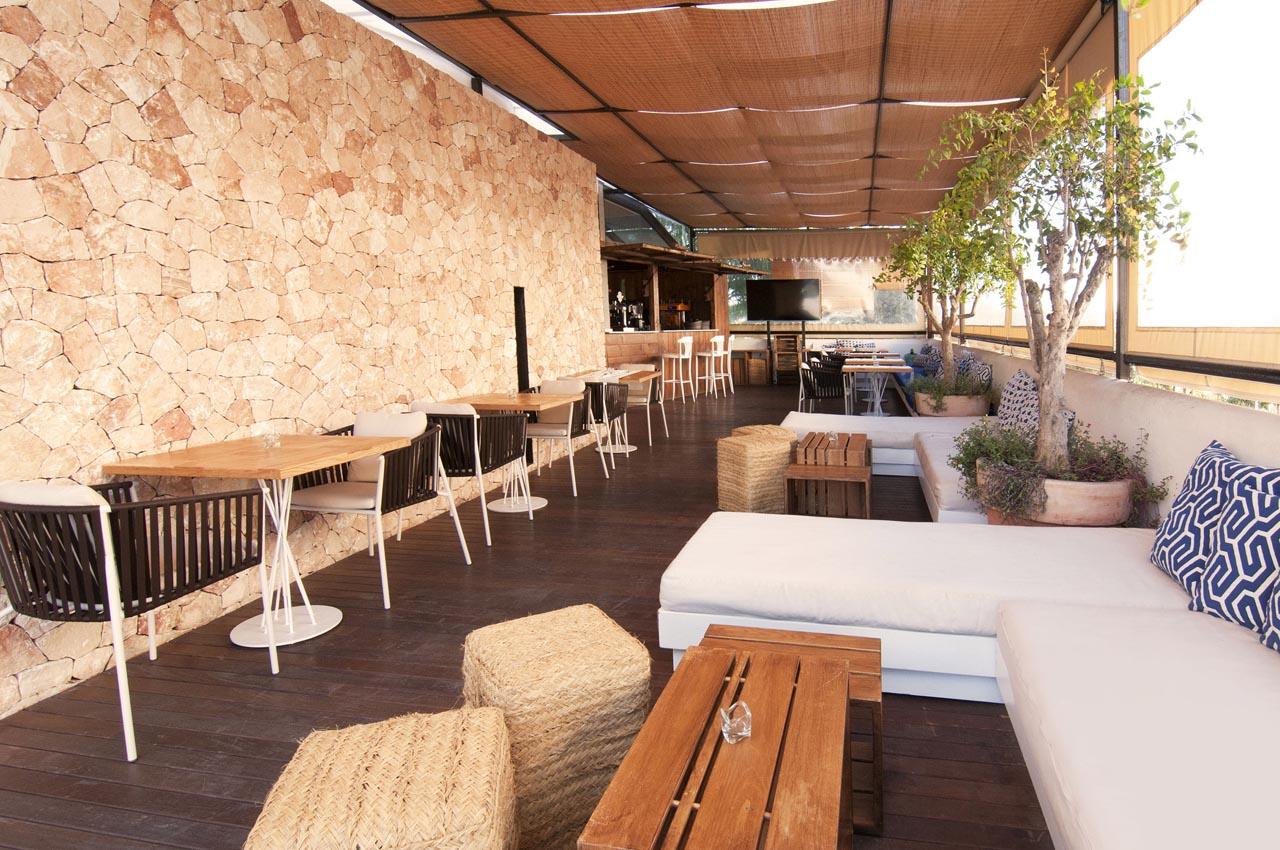 Apartamentos Castaví Formentera - Lounche