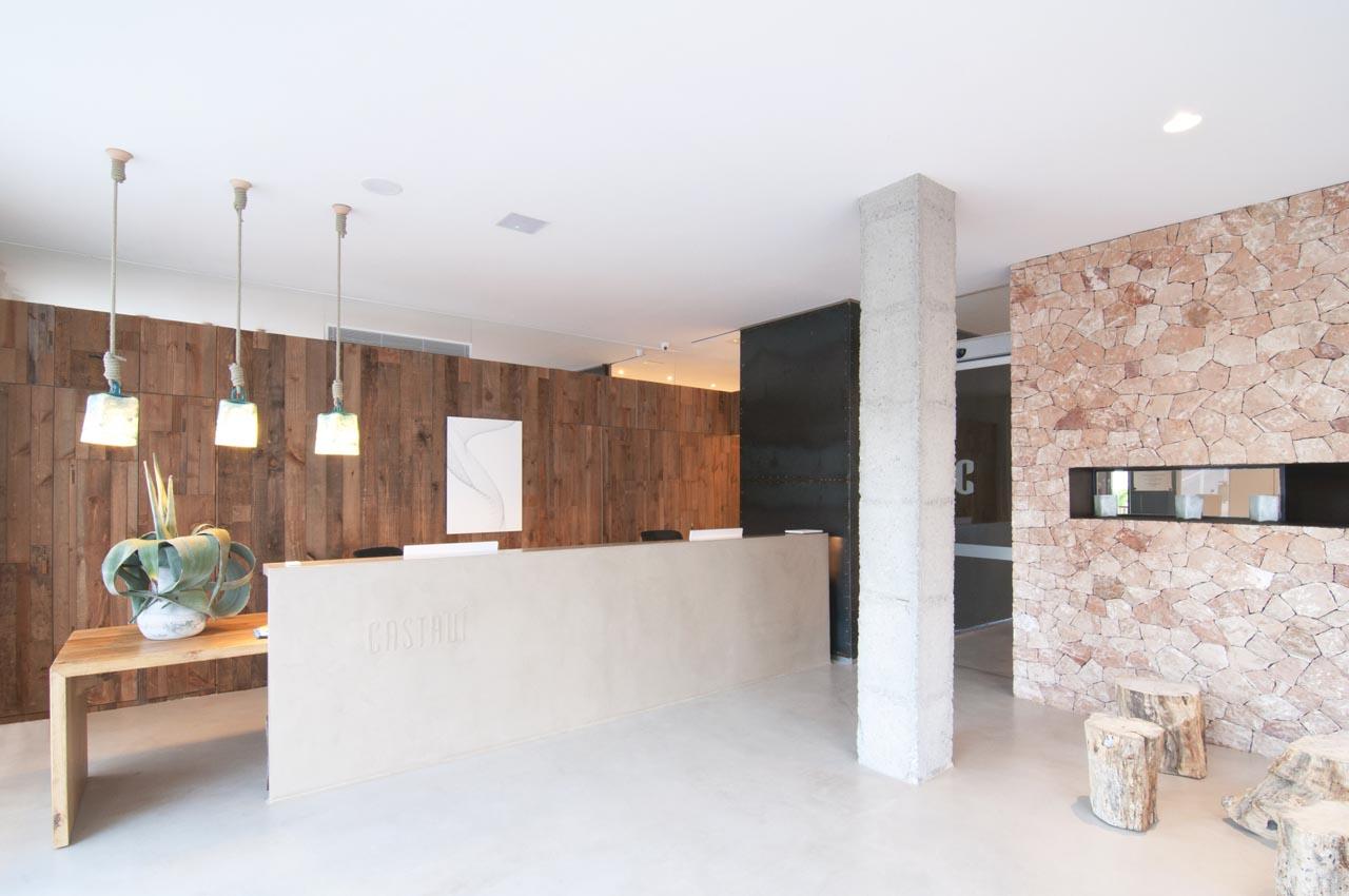 Apartamentos Castaví Formentera - Recepción