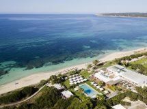 Vista aérea de Hotel Gecko Beach Club Formentera