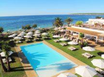 Piscina en Hotel Gecko Beach Club Formentera