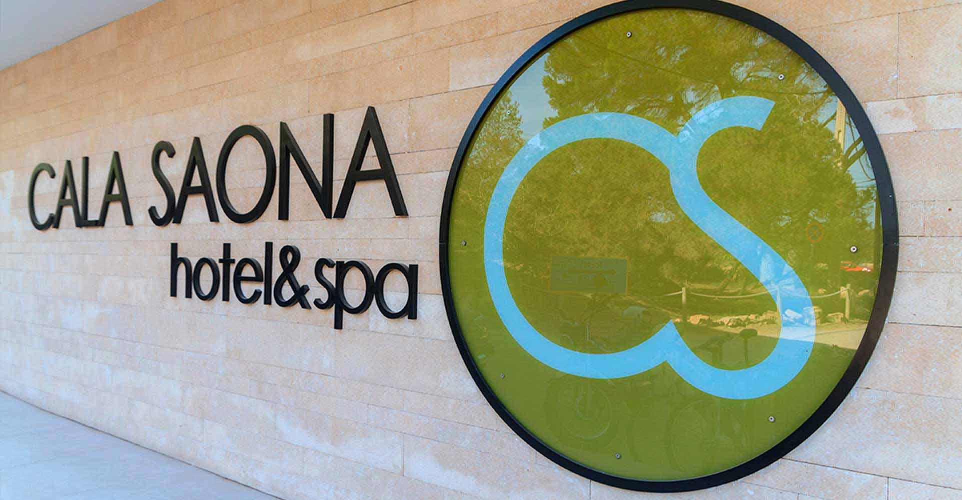 Hotel Cala Saona Formentera - Entrada