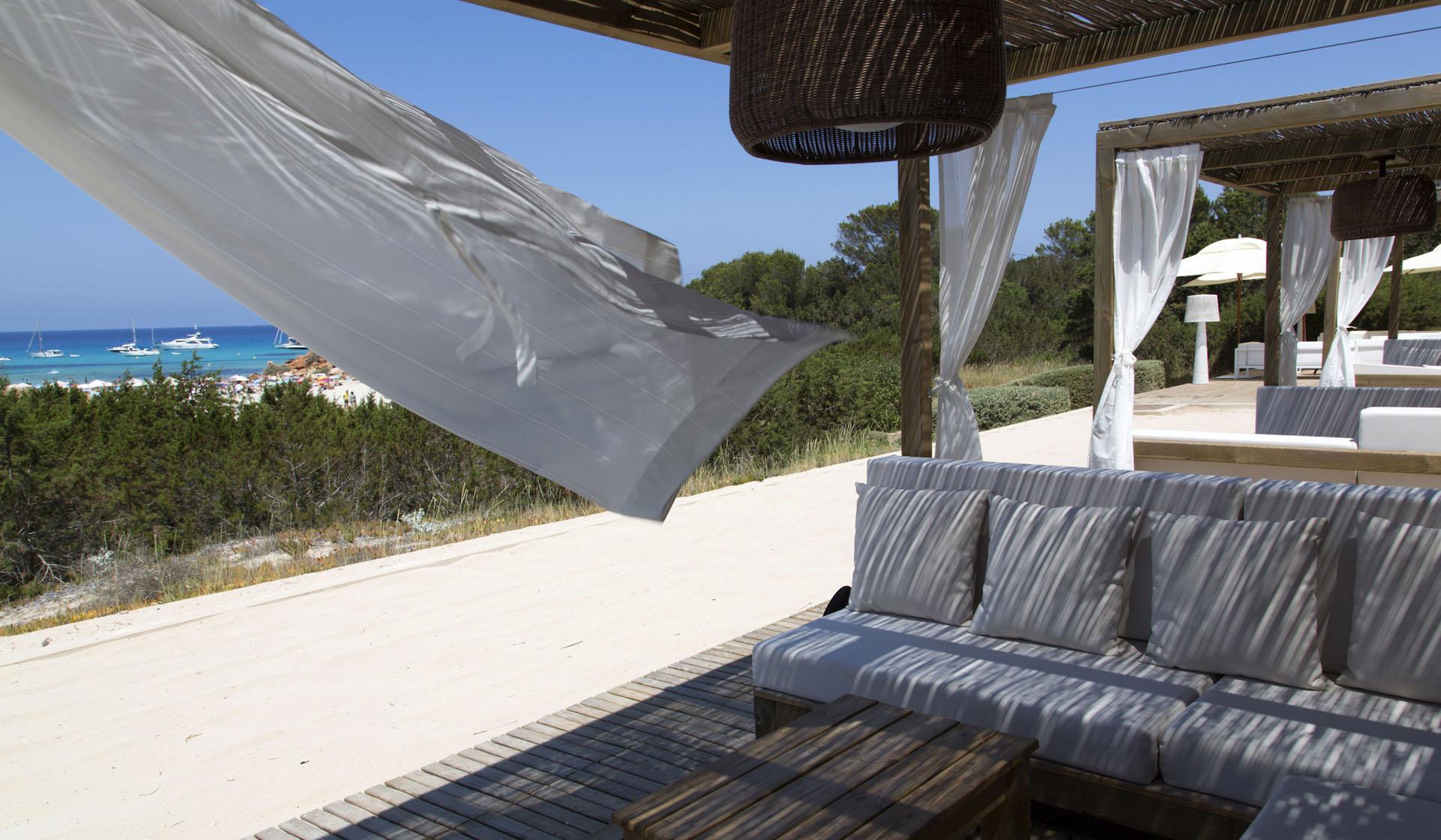 Hotel Cala Saona Formentera - Exteriores