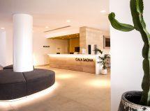 Hotel Cala Saona Formentera - Recepción
