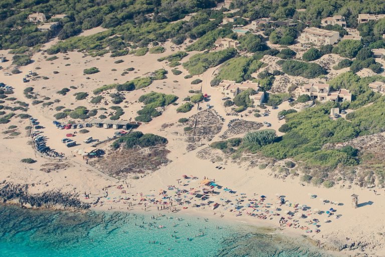 Hotel Las Dunas Formentera - Dron
