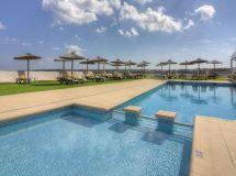 Hotel Rocabella, piscina