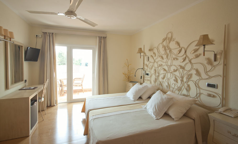 Hotel Sa Volta Formentera - Habitación