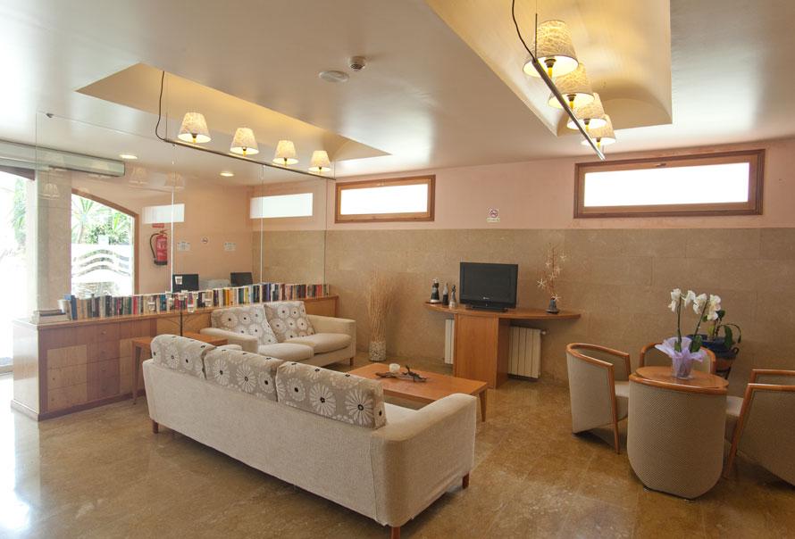 Hotel Sa Volta Formentera - Recepción
