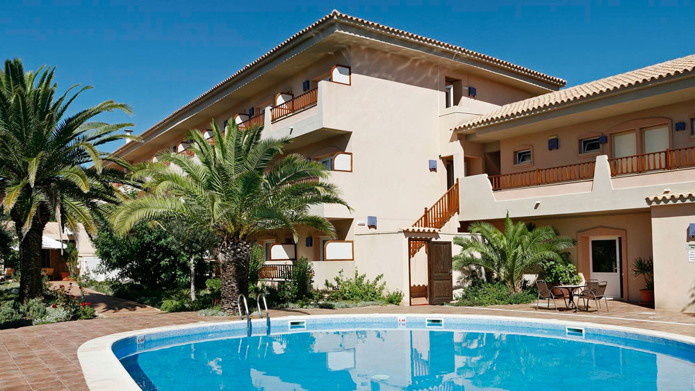 Hotel Voramar Formentera - Piscina