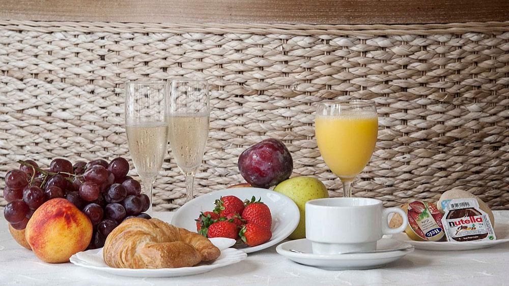 Hotel Voramar Formentera - Desayuno