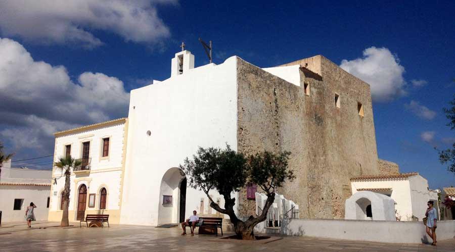 Iglesia de Sant Francesc, Formentera