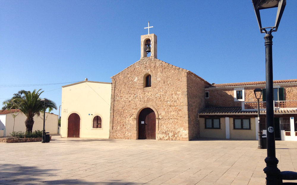 Iglesia de Sant Ferran de Ses Roques