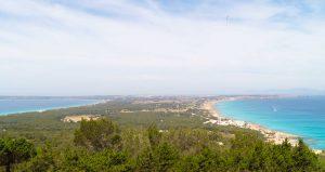 Restaurante El Mirador en Formentera