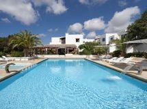 Paraíso de los Pinos Formentera - Piscina